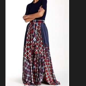 TOV Holy *Authentic* Damsel Plaid Skirt